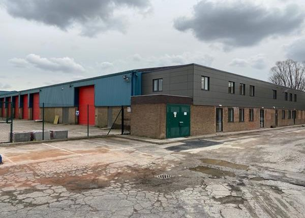 Thumbnail Light industrial to let in Unit C, Denby Road, Hellaby, Rotherham