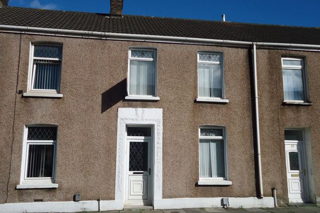 Thumbnail Terraced house to rent in Ford Road, Velindre, Port Talbot