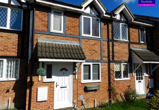 Thumbnail Terraced house for sale in Shearwater Close, Stevenage