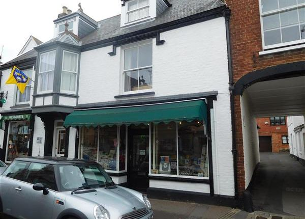 Thumbnail Property for sale in The Pet Shop, 11A Fore Street, Topsham