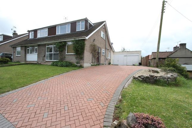 Thumbnail Semi-detached house to rent in Franklins Way, Claverham, Bristol