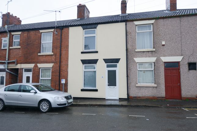 Thumbnail Terraced house for sale in St. Helens Street, Chesterfield