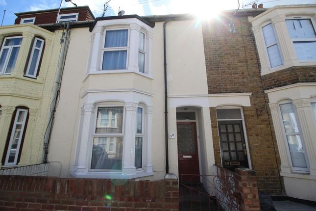 Thumbnail Terraced house to rent in Alexandra Road, Sheerness