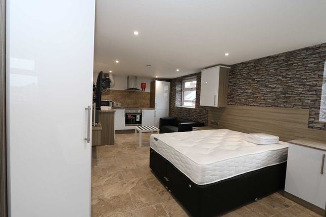Thumbnail Studio to rent in Gulson Road, Coventry
