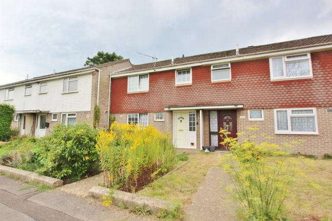 3 Bed Terraced House For Sale In Craigmoor Avenue Strouden Park Bournemouth