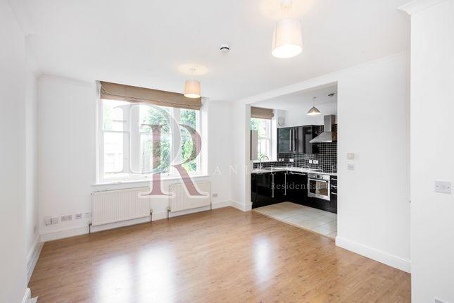 Thumbnail Flat to rent in Eaton Rise, London