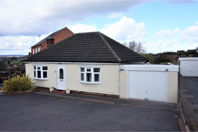 Thumbnail Detached bungalow for sale in Annesley Lane, Nottingham