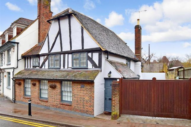 Thumbnail Detached house for sale in High Street, Yalding, Maidstone, Kent