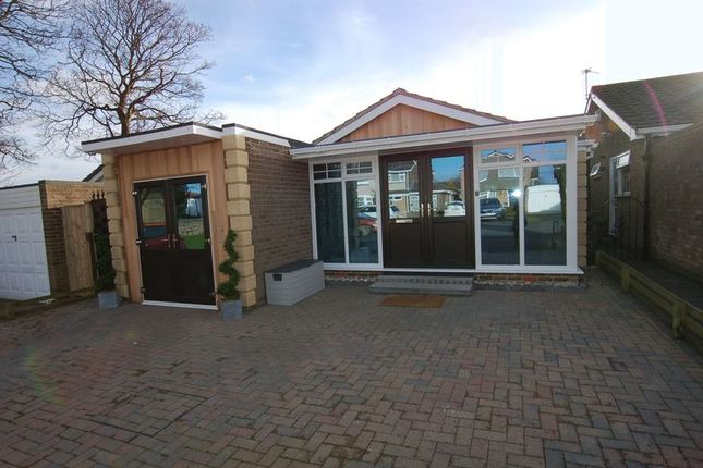 Thumbnail Bungalow for sale in Church Close, Dinnington, Newcastle Upon Tyne