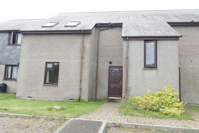 Thumbnail Flat to rent in Pavlova Close, Liskeard, Cornwall