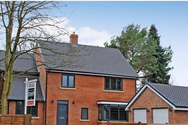 Thumbnail Detached house for sale in Station Road, Newport