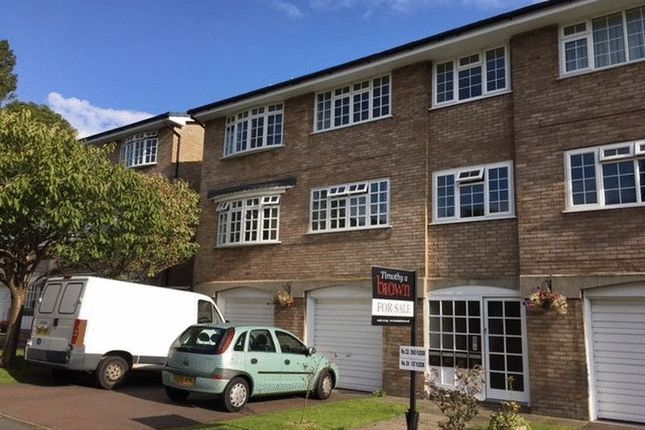Thumbnail Flat for sale in Berkshire Drive, Congleton