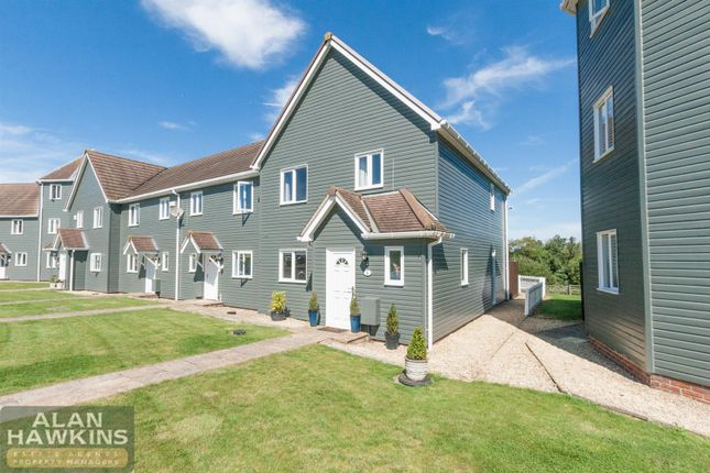 Thumbnail End terrace house for sale in Vastern, Royal Wootton Bassett, Swindon