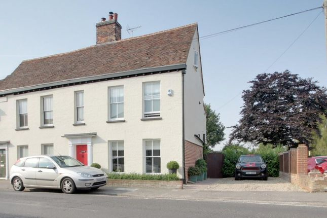 Thumbnail Semi-detached house for sale in High Street, Thorpe-Le-Soken, Clacton-On-Sea