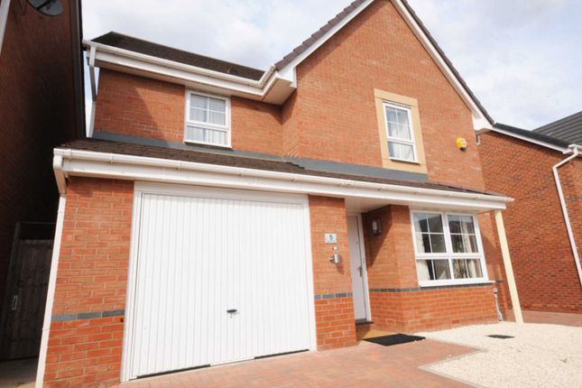 Thumbnail Detached house to rent in Marjorie Way, Coventry