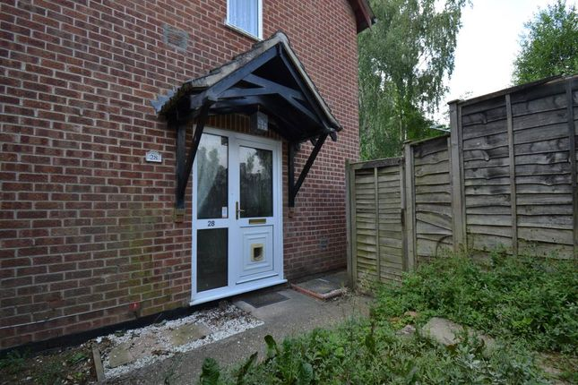 Thumbnail Property to rent in Medway Close, Thatcham, Berkshire