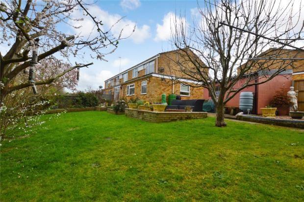Thumbnail Semi-detached house for sale in Rowbarton Close, Taunton, Somerset