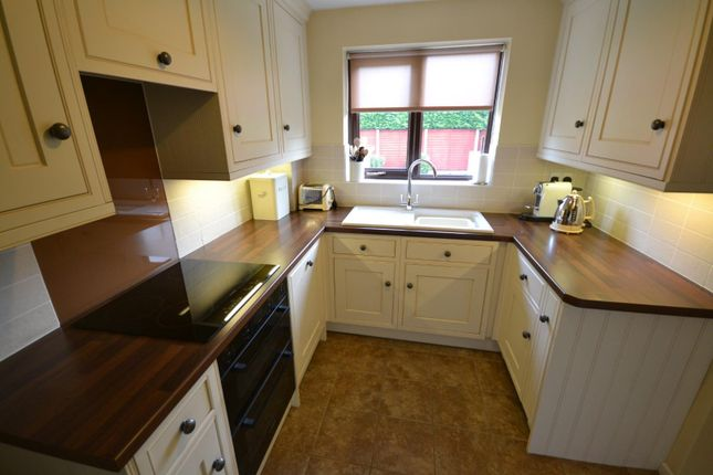 Kitchen of Vincent Close, Old Hall, Warrington WA5
