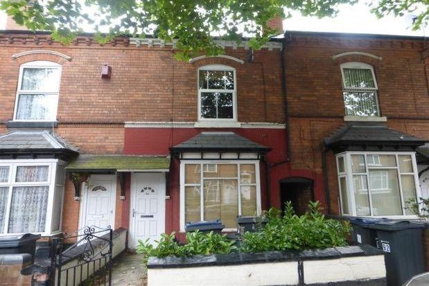 Thumbnail Property to rent in Grosvenor Road, Handsworth, Birmingham