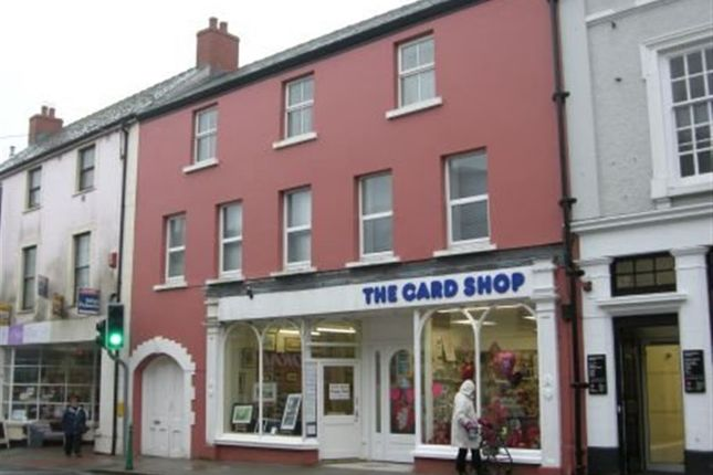 Thumbnail Flat to rent in Main Street, Pembroke, Pembrokeshire