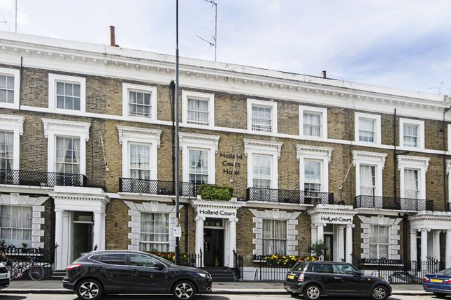Thumbnail Property for sale in Holland Park, Kensington