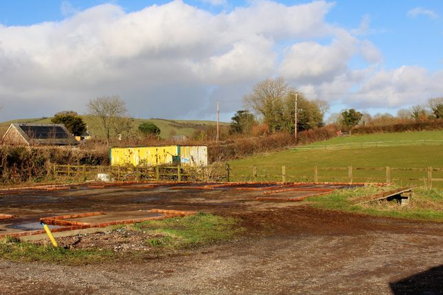 Thumbnail Land for sale in Aish Road, Stoke Gabriel, Totnes
