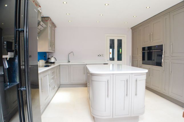 Kitchen of Southlands Road, Goostrey CW4