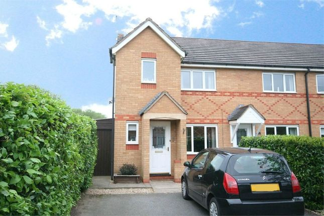 Thumbnail End terrace house to rent in Ajax Close, Waterside, Rugby, Warwickshire