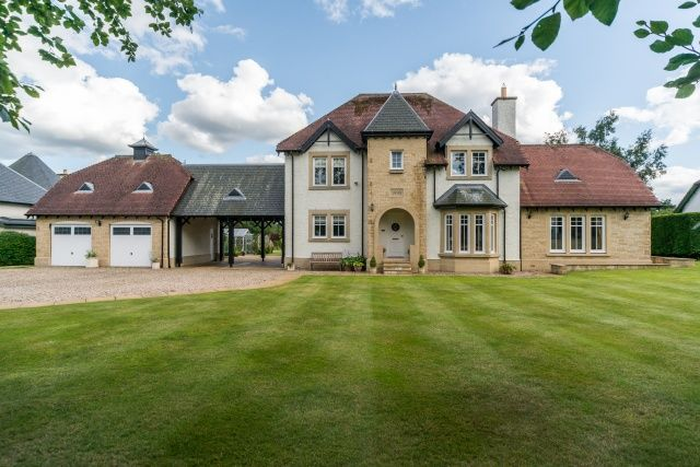 Thumbnail Detached house for sale in 7 Newlands, Balerno, Edinburgh, West Lothian