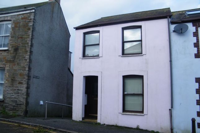 Thumbnail End terrace house to rent in Vernon Place, Falmouth