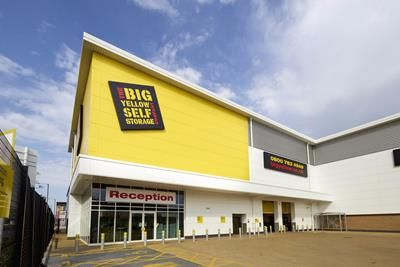 Thumbnail Warehouse to let in Big Yellow Self Storage Enfield, 1 Progress Way, Enfield, London