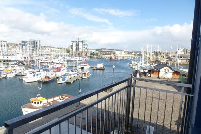1 bed flat to rent in Quay Road, Plymouth