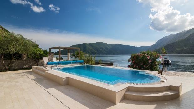 Thumbnail Property for sale in Waterfront Villa, Risan, Kotor Bay, Montenegro