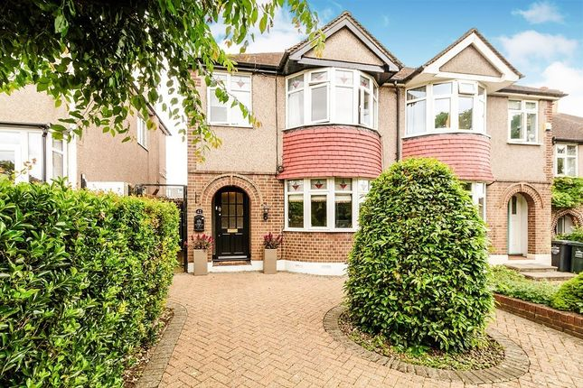 Thumbnail Semi-detached house for sale in Brent Lane, Dartford, Kent