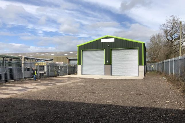Industrial to let in Moorfield Industrial Estate, Unit 1, Newcastle Road, Cotes Heath