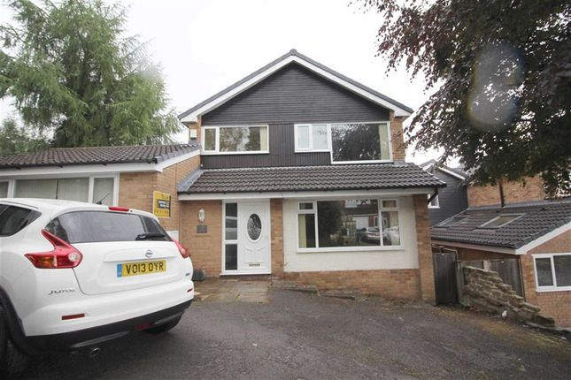 Thumbnail Detached house to rent in Peel Mount, Bury, Lancs