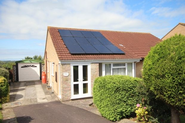 Thumbnail Semi-detached bungalow for sale in Meadway, Woolavington, Bridgwater