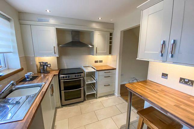 Thumbnail End terrace house for sale in Hillside Croft, Napton, Southam