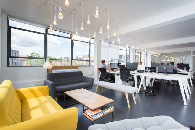 Thumbnail Office to let in Shoreditch - Club Row, London