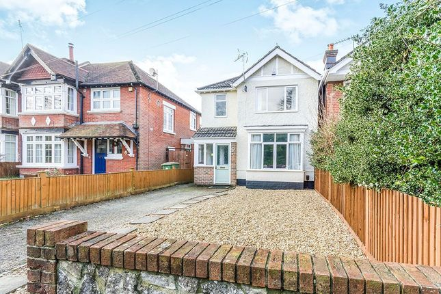 Thumbnail Detached house for sale in Seymour Road, Southampton