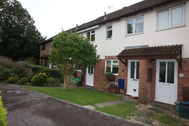 Thumbnail Terraced house for sale in Haslette Way, Up Hatherley, Cheltenham, Gloucestershire
