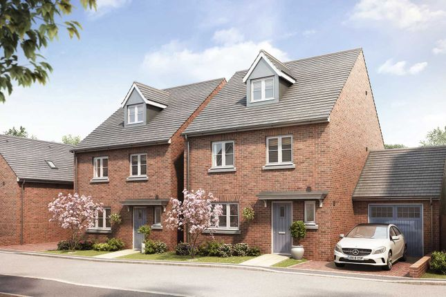 """Thumbnail Detached house for sale in """"The Ripley"""" at Gipsy Hill Lane, Exeter"""
