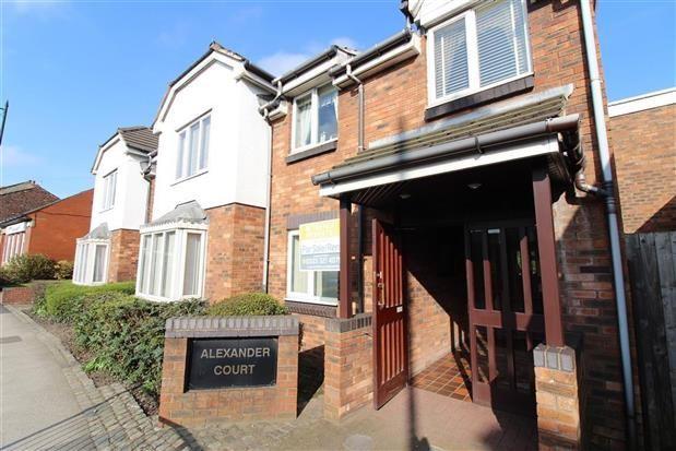 Thumbnail Flat to rent in Chapel Street, Poulton-Le-Fylde