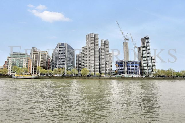 Thumbnail Flat for sale in The Dumont, Albert Embankment