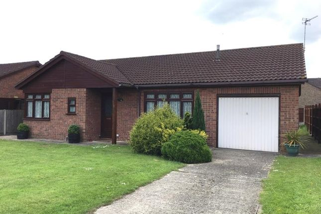 Thumbnail Detached bungalow to rent in Apple Tree Close, Metheringham, Lincoln