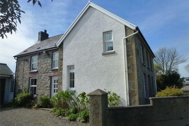 Thumbnail Detached house for sale in Llwynhelyg, Sarnau, Llandysul, Ceredigion