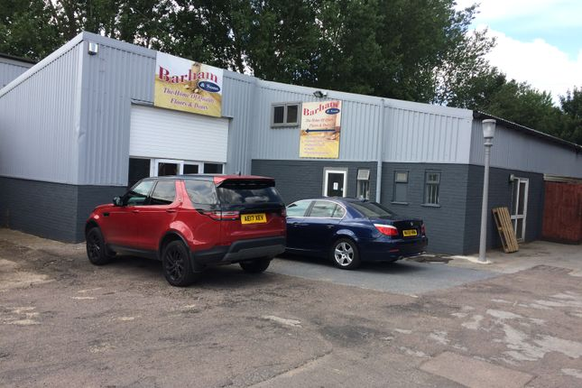 Thumbnail Industrial for sale in Studlands Park Avcenue, Newmarket