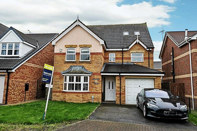 Thumbnail Detached house for sale in Bradgate Park, Kingswood, Hull, East Riding Of Yorkshire