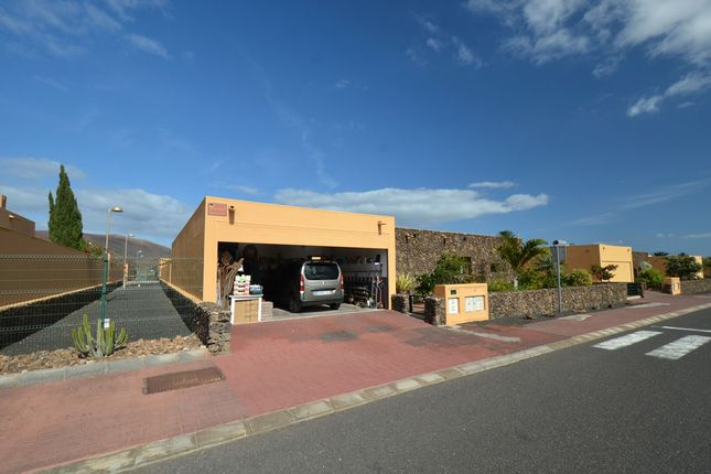 Double Garage of Drago 9, Corralejo, Fuerteventura, Canary Islands, Spain