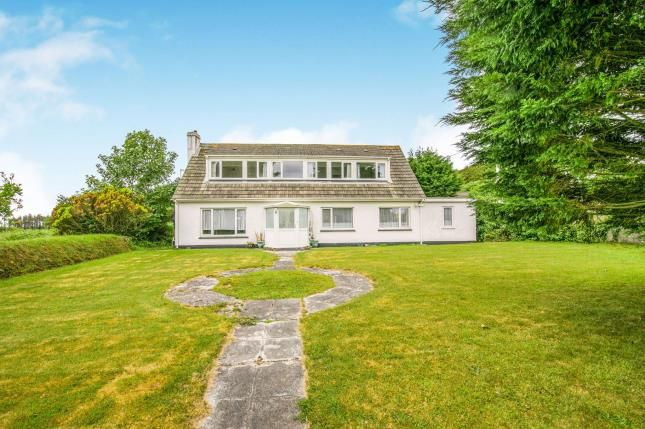 Thumbnail 8 bed bungalow for sale in Pelynt, Looe